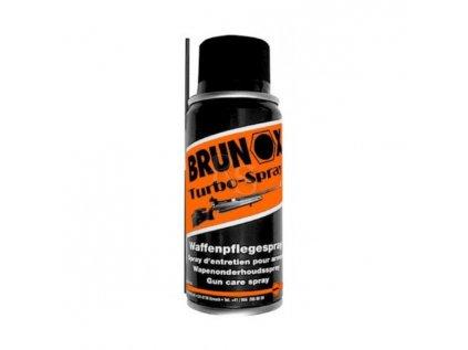 Olej Brunox Turbo-Spray čistění a údržba zbraní 100 ml - kapátko