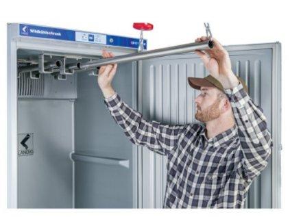 Landig FLEX trubkový závěsný systém z nerezové oceli