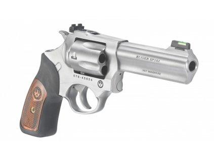 """Revolver Ruger SP101 4.20"""", ráže 357 magnum"""