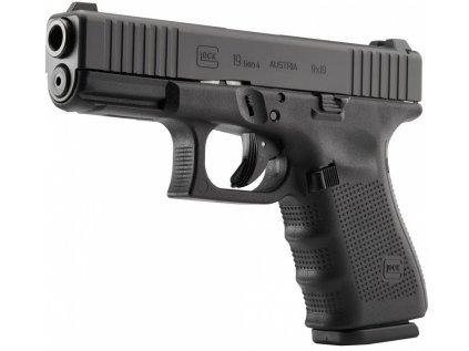 Glock 19 Gen. 4 FS, ráže 9mm luger