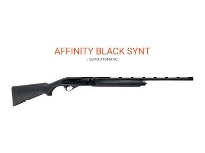 brokovnice samonabíjecí Franchi Affinity Black Synt