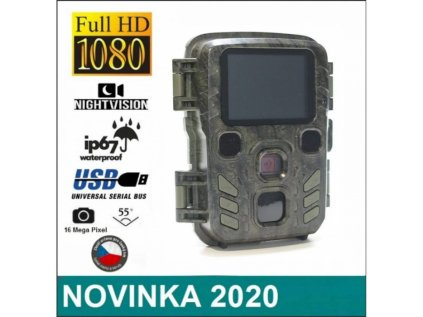 BUNATY MINI FULL HD pro rok 2020