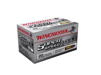 Winchester .22LR Super Speed LRH 40gr