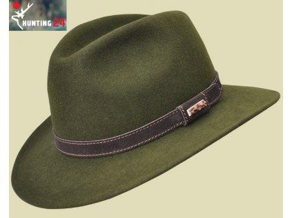 Myslivecký klobouk ARNOLD Werra velikost 55