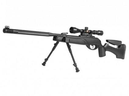 Vzduchovka Gamo HPA Mi IGT cal. 4,5mm s puškohledem 3-9x40 a čistící sadou