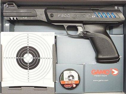 Vzduchová pistole GAMO P900 IGT cal. 4,5mm SET