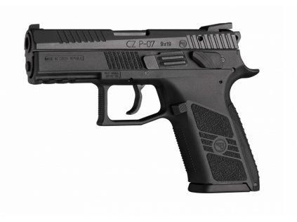 Samonabíjecí pistole CZ P-07