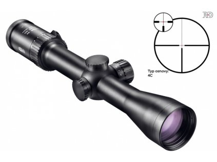Puškohled Meopta MeoStar R2 1,7-10x42 RD 4C