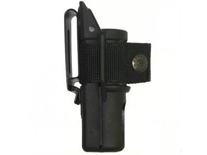 """Teleskopický obušek kalený 26"""" (66cm) černý"""