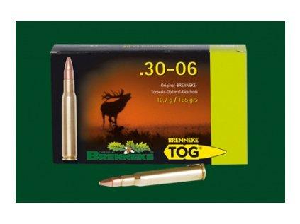Brenneke .30-06 Spr. TOG 10,7 g/ 165 grs
