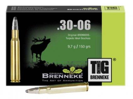 BRENNEKE .30-06 SPR. TIG 9,7 G/ 150 GRS