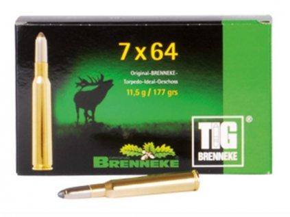 BRENNEKE 7x 64 TIG 11,5 G/ 177 GRS