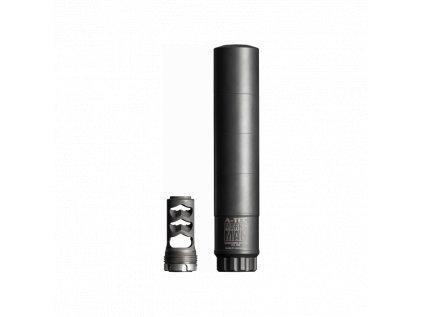tlumic a tec marksman modulovy raze do 30 7 62mm na ustovou brzdu marksman break