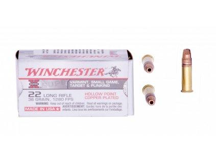 22lr winchester HP