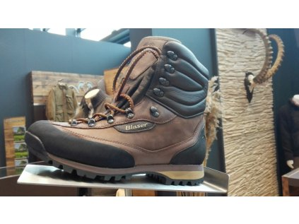 Zimní kožené boty Blaser