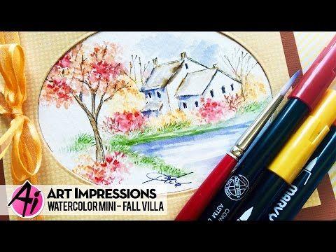 Akvarelové fixy