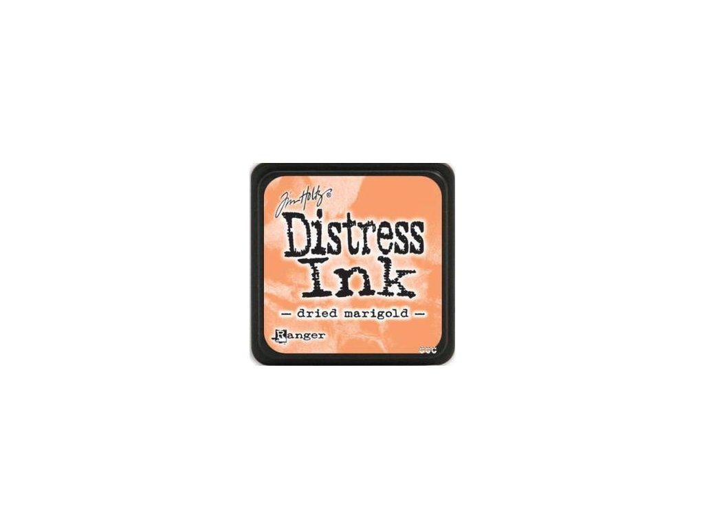 mini distress ink dried marigold