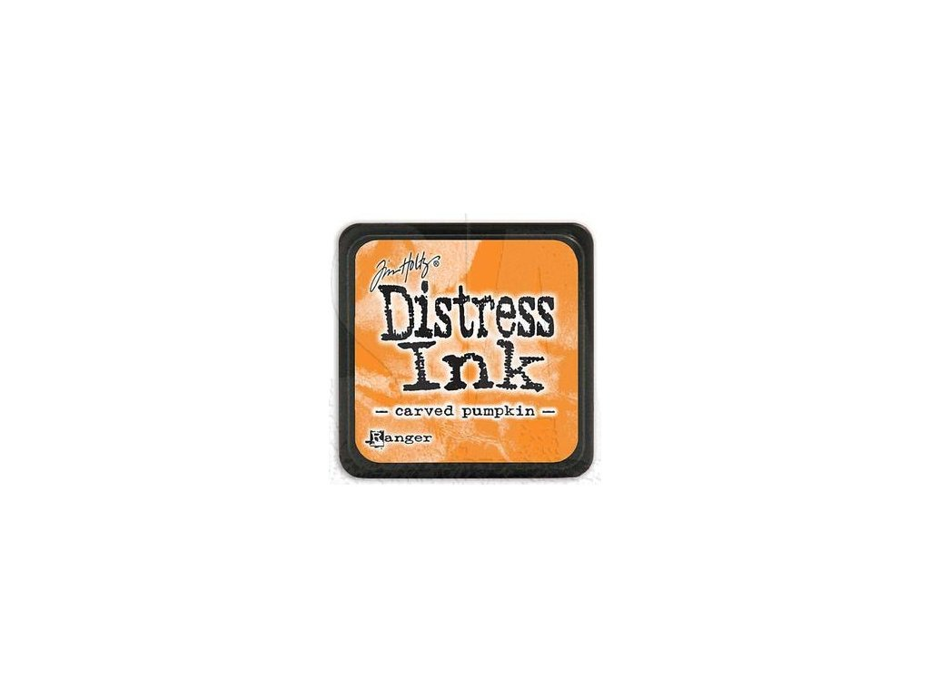 tim holtz distress mini ink pad carved pumpkin tdp47377