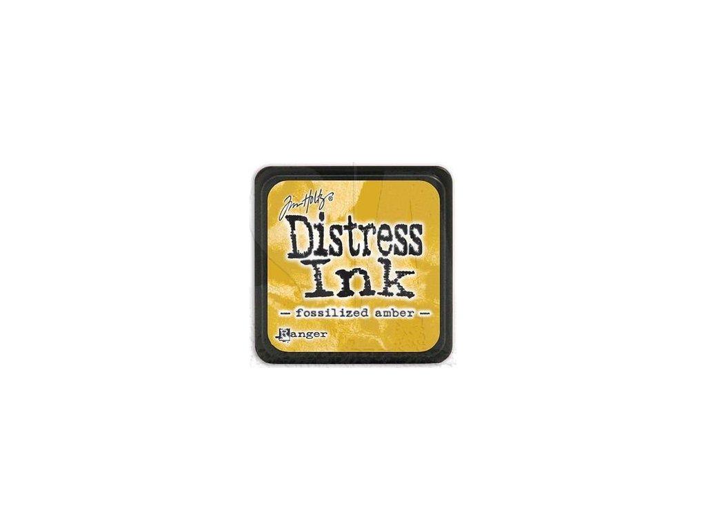 tim holtz distress mini ink pad fossilized amber tdp46783(1)