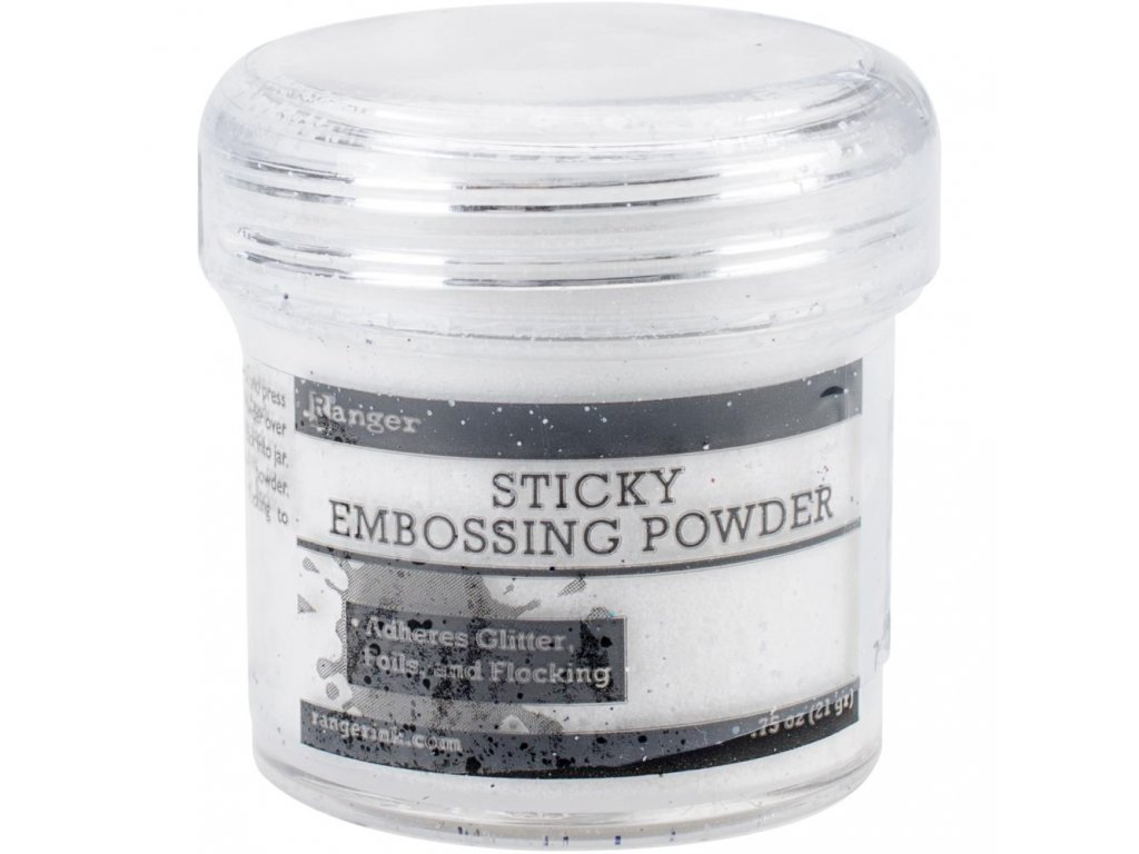 Ranger - STICKY EMBOSSING POWDER -  lepidlo v prášku