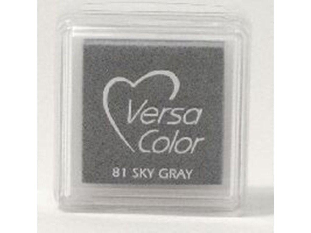 versacolor mini cube ink pad col 081 sky gray 16472 p