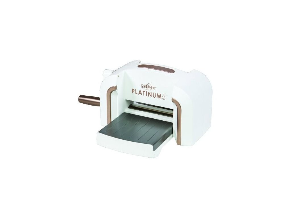 Spellbinders Platinum Machine 6