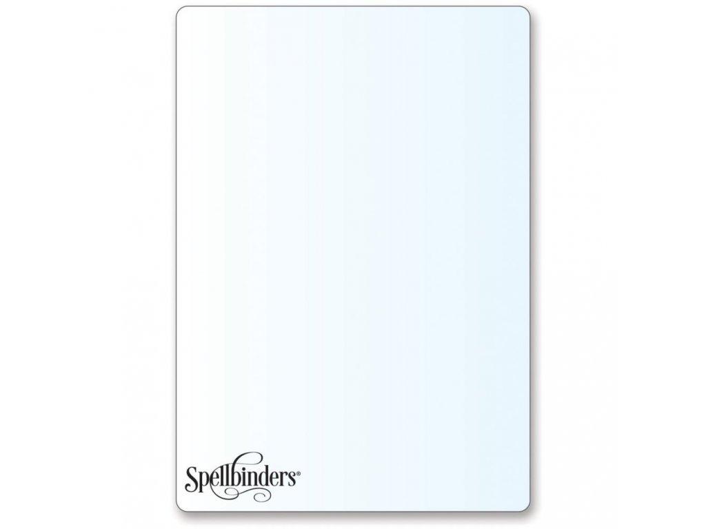 """Spellbinders - 6"""" CUTTING PLATES / STANDARD / PL-101 - náhradní řezací desky"""