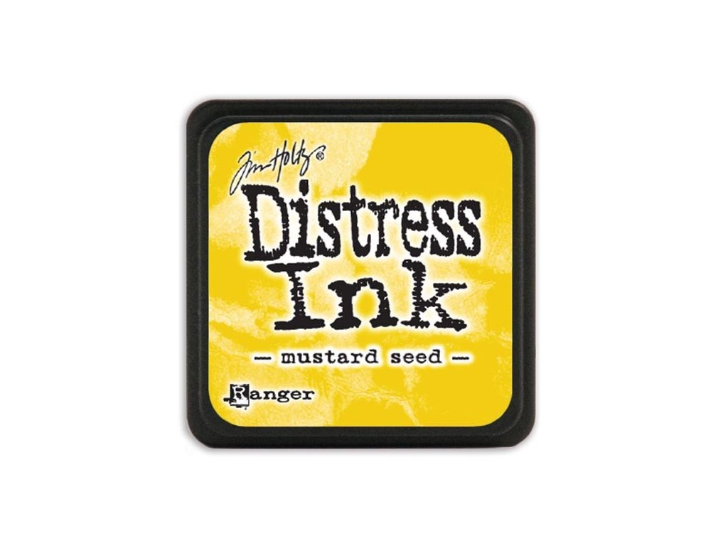 tim holtz distress mini ink pad from ranger mustard seed 51366 p