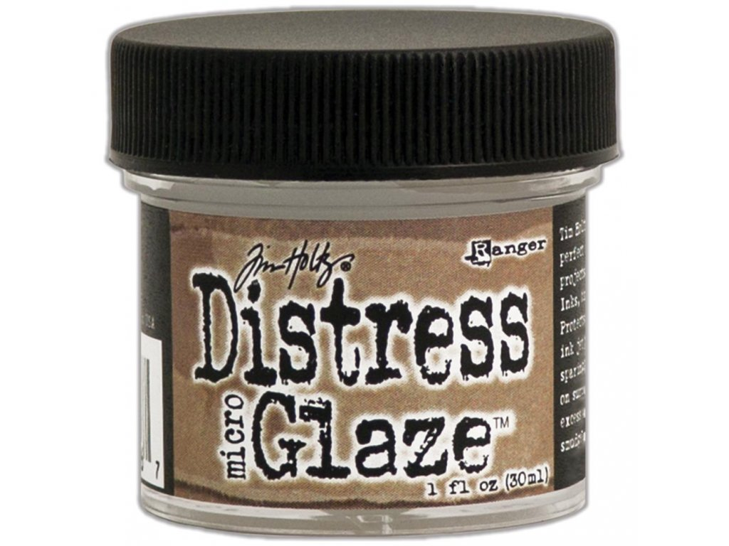 "Ranger - DISTRESS GLAZE - ""vosk"" na distress barvy"