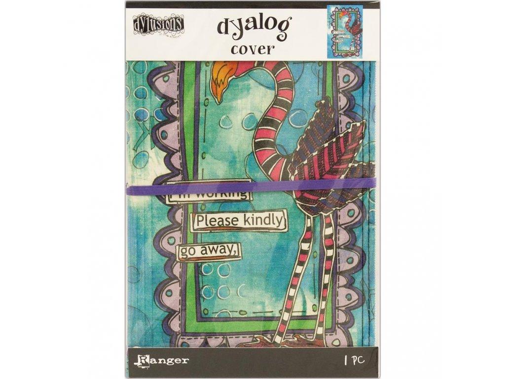 Dylusions - DYALOG COVER - plátěné desky