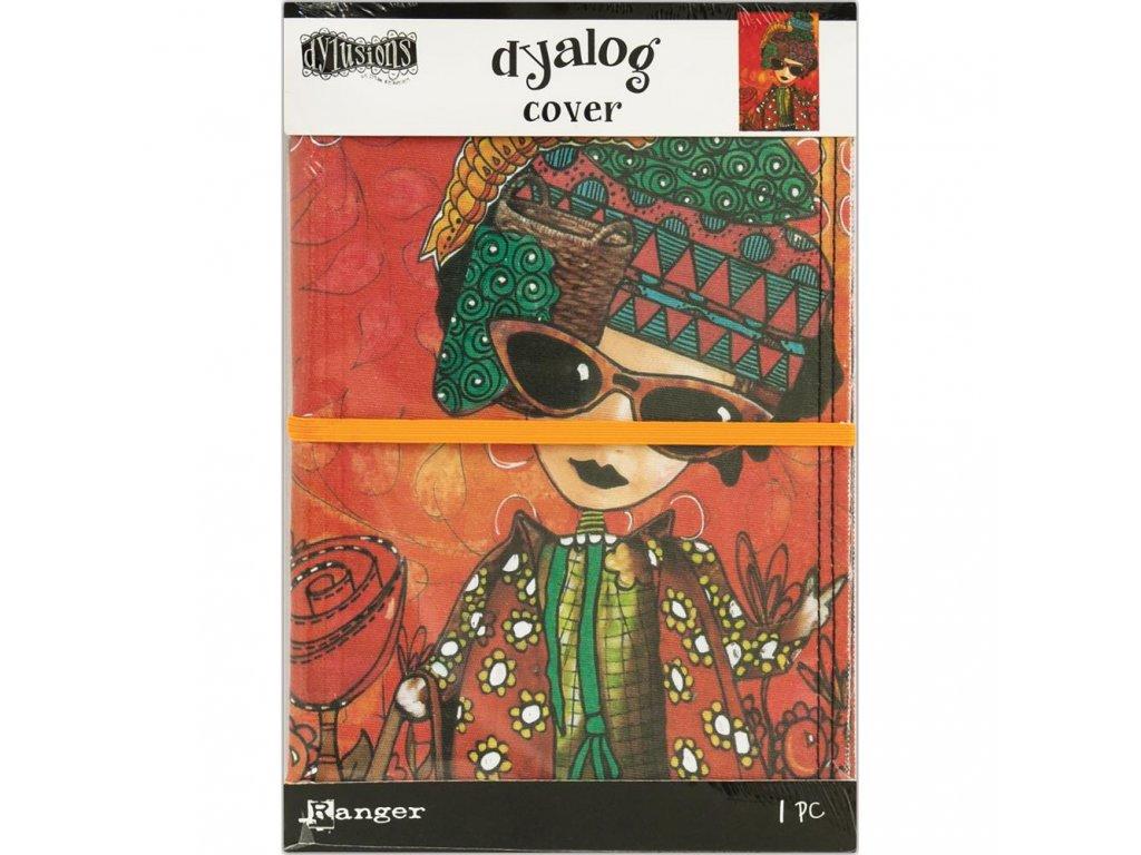 Dylusions - DYALOG COVER 2 - plátěné desky