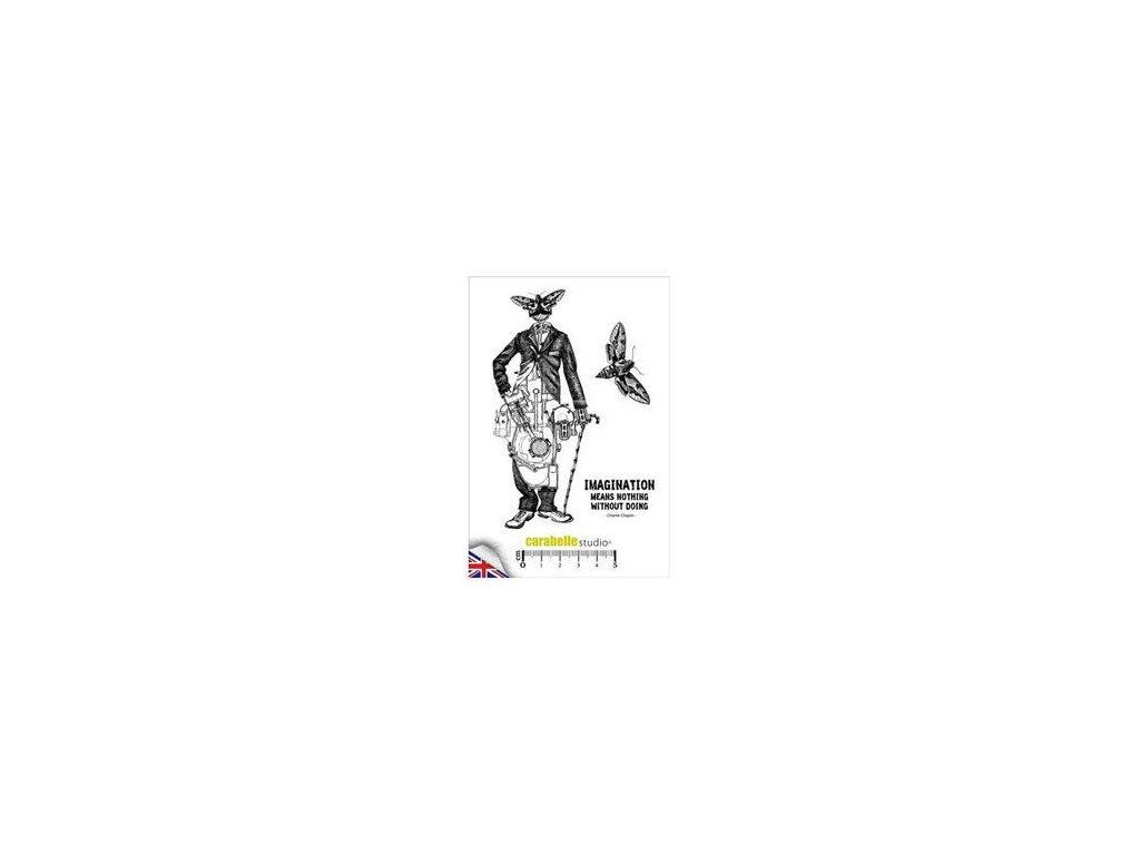 carabelle studio stamp set charlie c