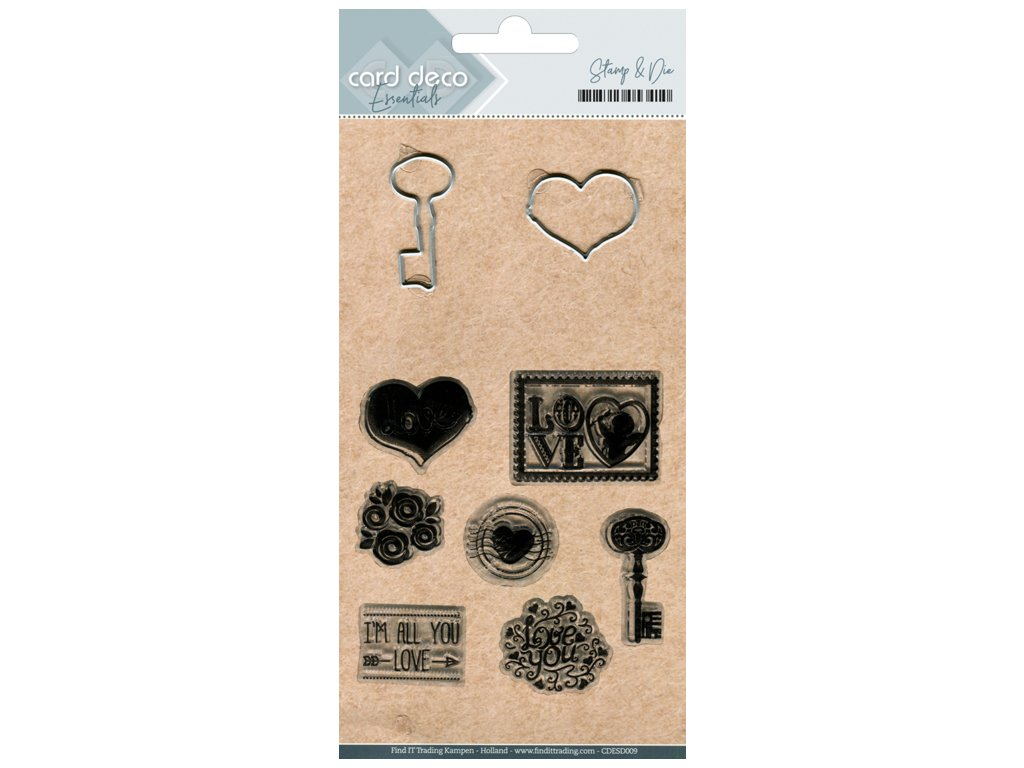 cdesd009 clear stamps cutting die