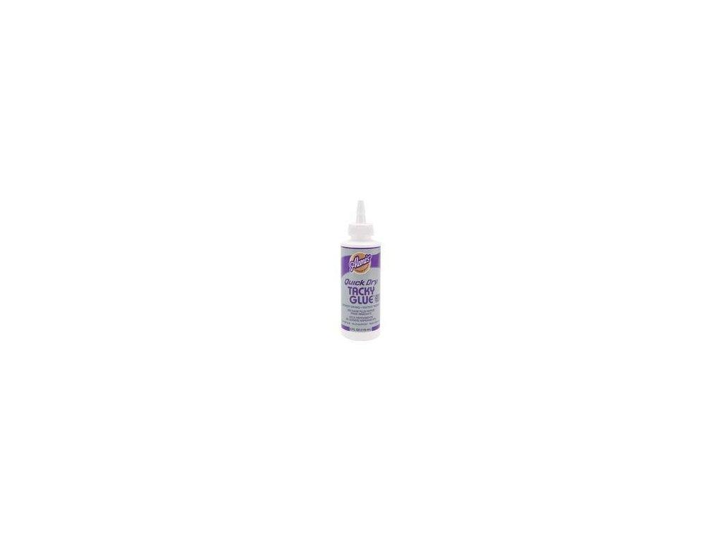Aleene´s  - QUICK DRY / TACKY GLUE  / 118 ml - průhledné tekuté lepidlo