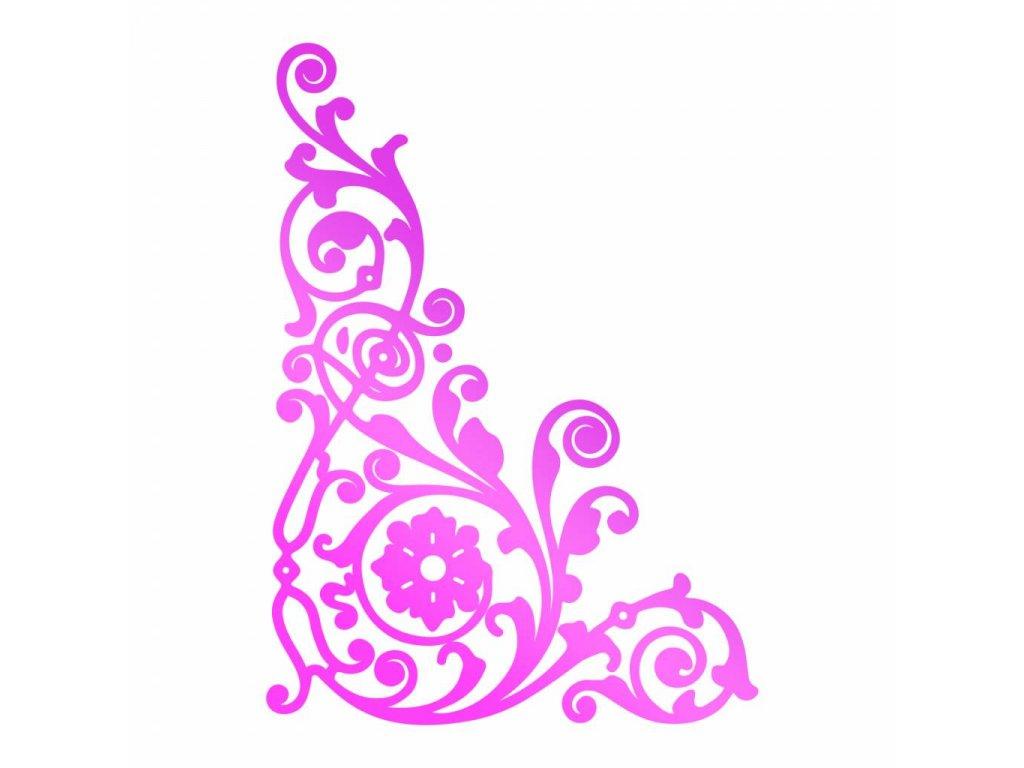 couture creations cest la vie hotfoil stamp acanth