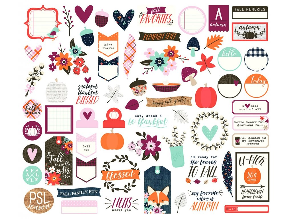 10282 forever fall bits pieces