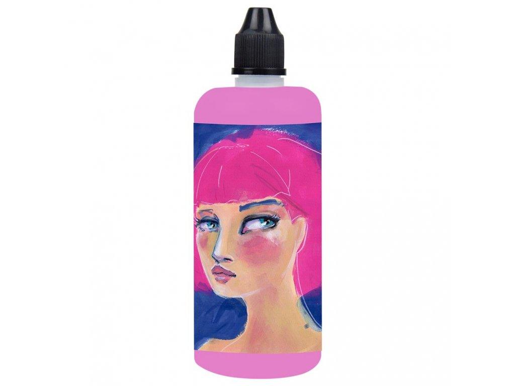 Jane Davenport - I LOVE YOU PINK - růžová akrylová barva