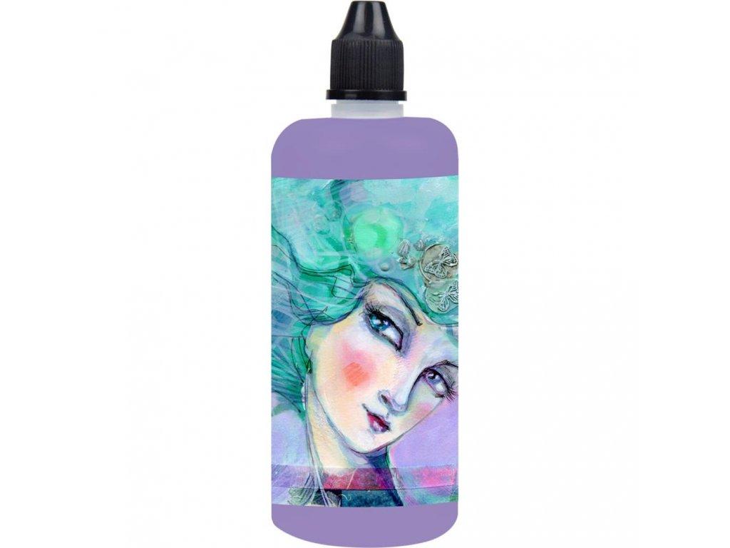Jane Davenport - LOOK AT ME LILAC - fialová akrylová barva