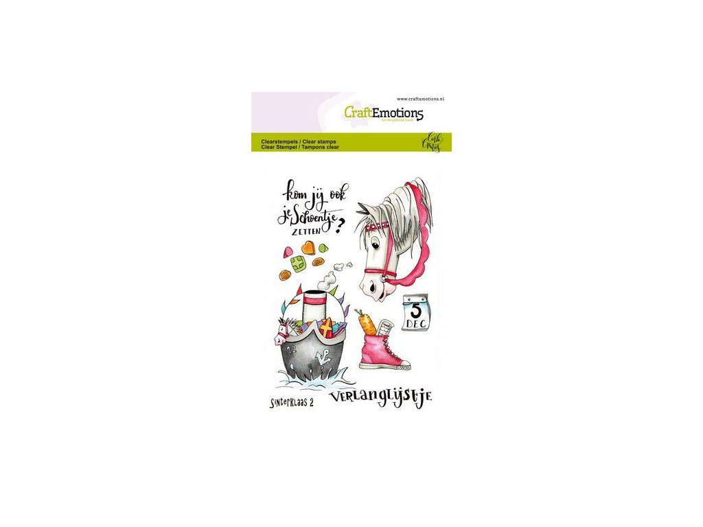 craftemotions clearstamps a6 sinterklaas 2 nl carla creaties 313750 en G