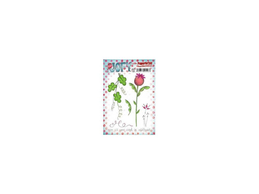 paperartsy stamp set jofy 49