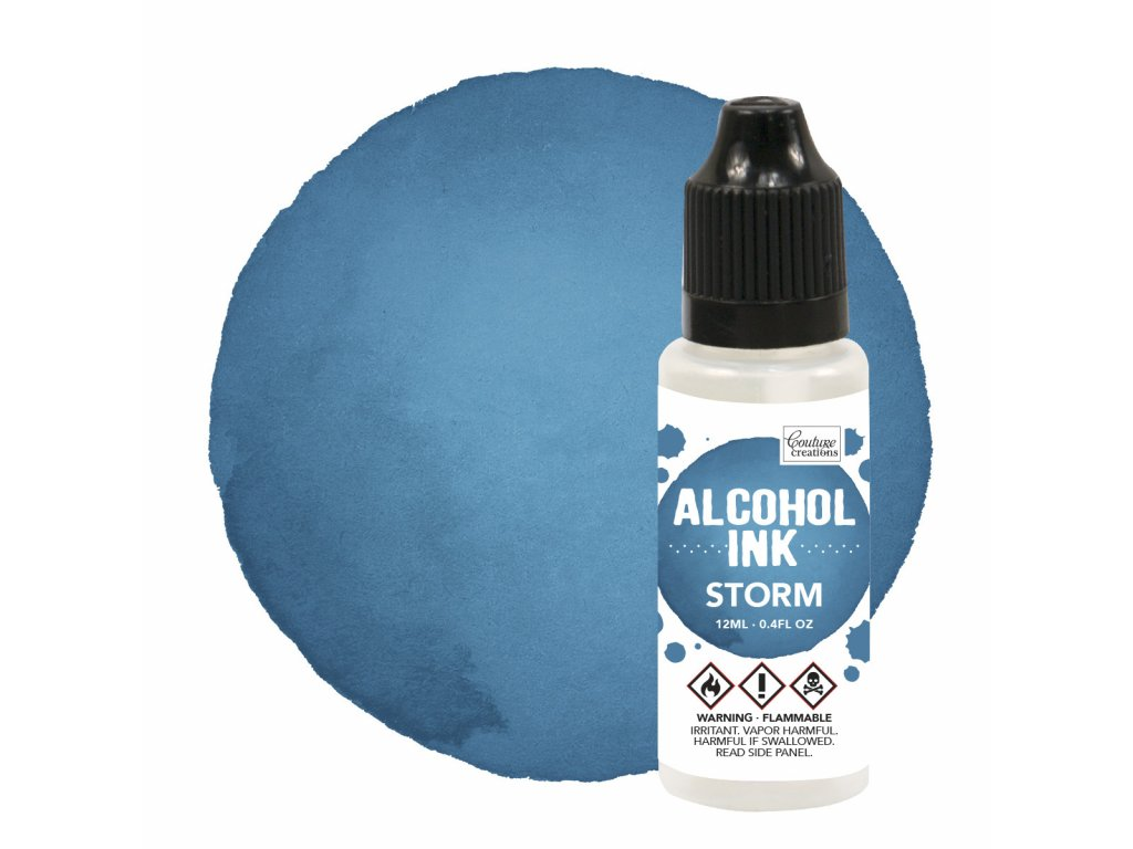 couture creations alcohol ink storm 12ml co727333