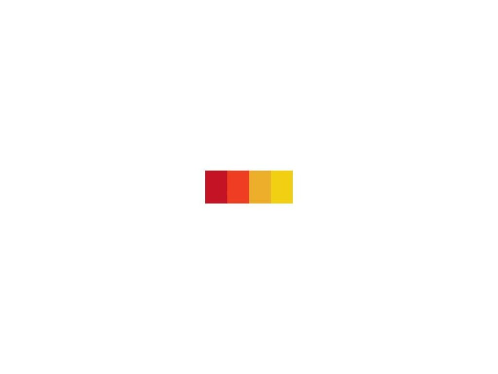 Memento - CAMP FIRE - razítkovací barva, 4 ks