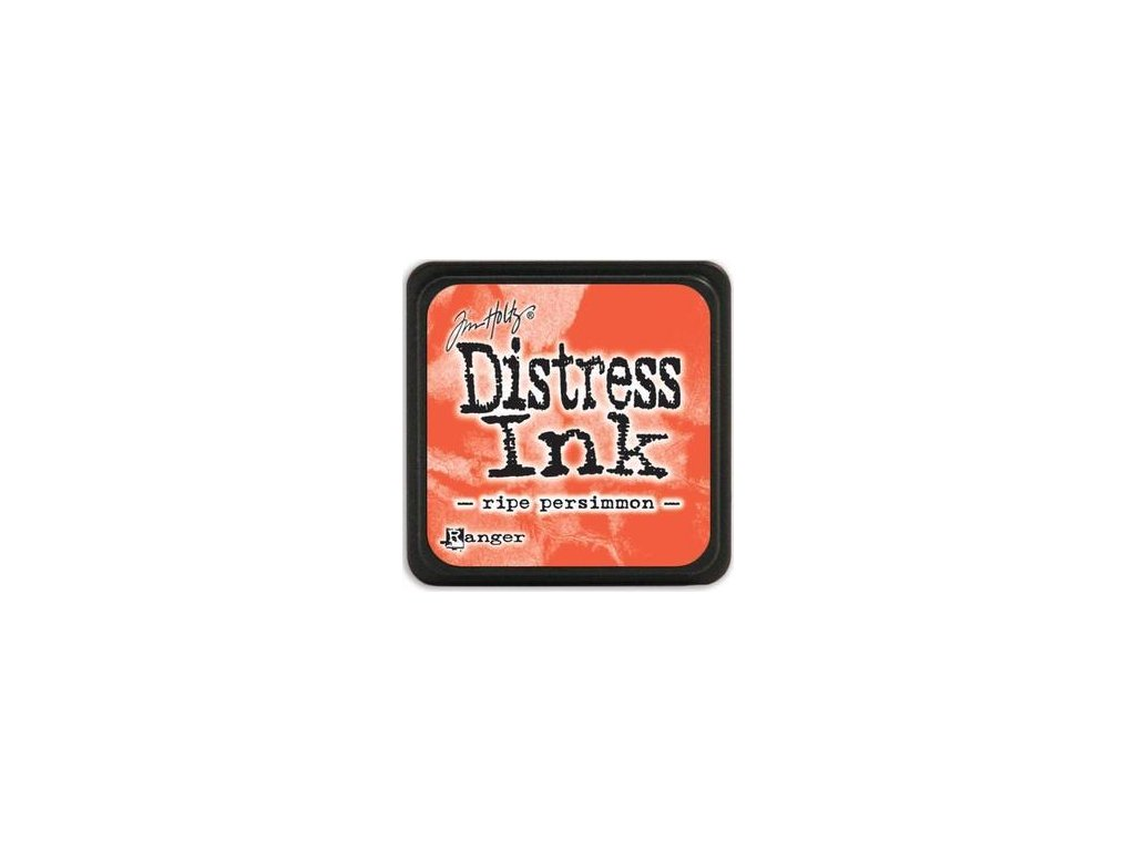 ripe persimmon mini distress ink