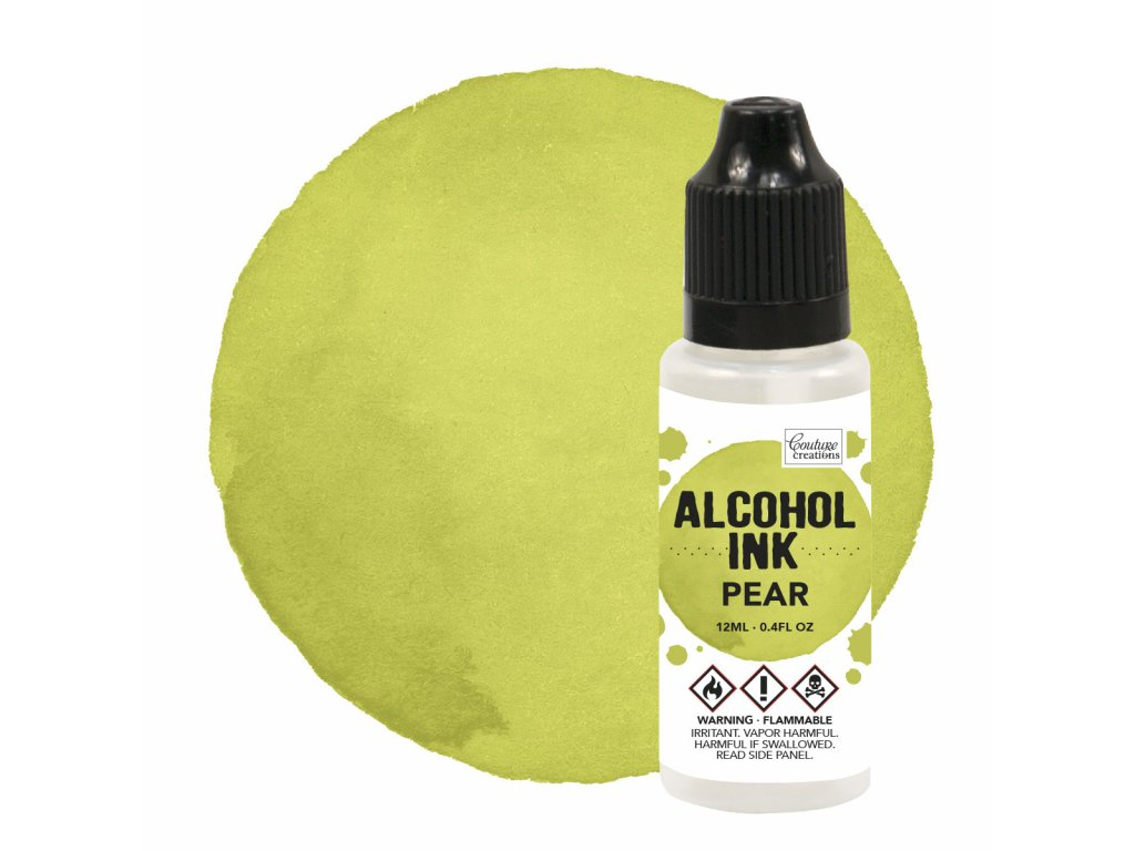couture creations alcohol ink pear 12ml co727304