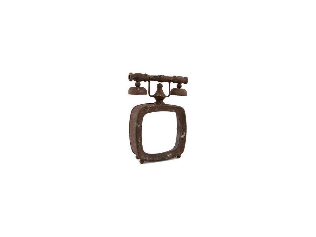 Prima Marketing - PHONE - kovový předmět na dozdobení