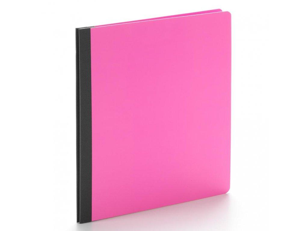 simple stories snatp flipbook 6x8 inch pink 13301