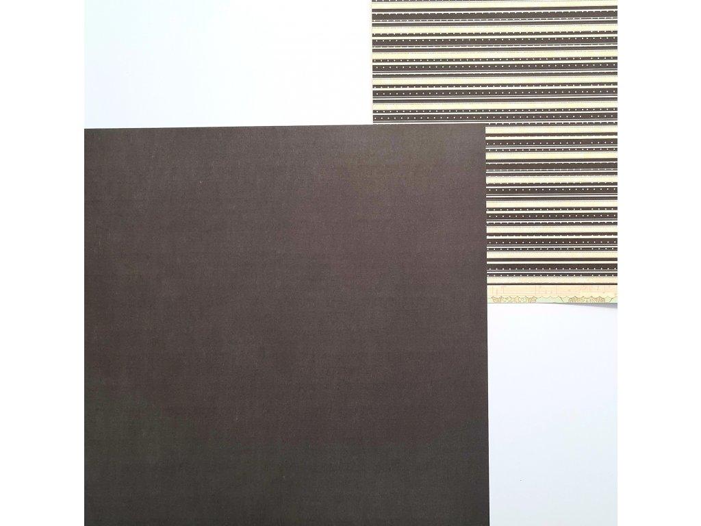 """Websters pages - CLEAN&SIMPLE - 12"""" scrapbooková čtvrtka"""