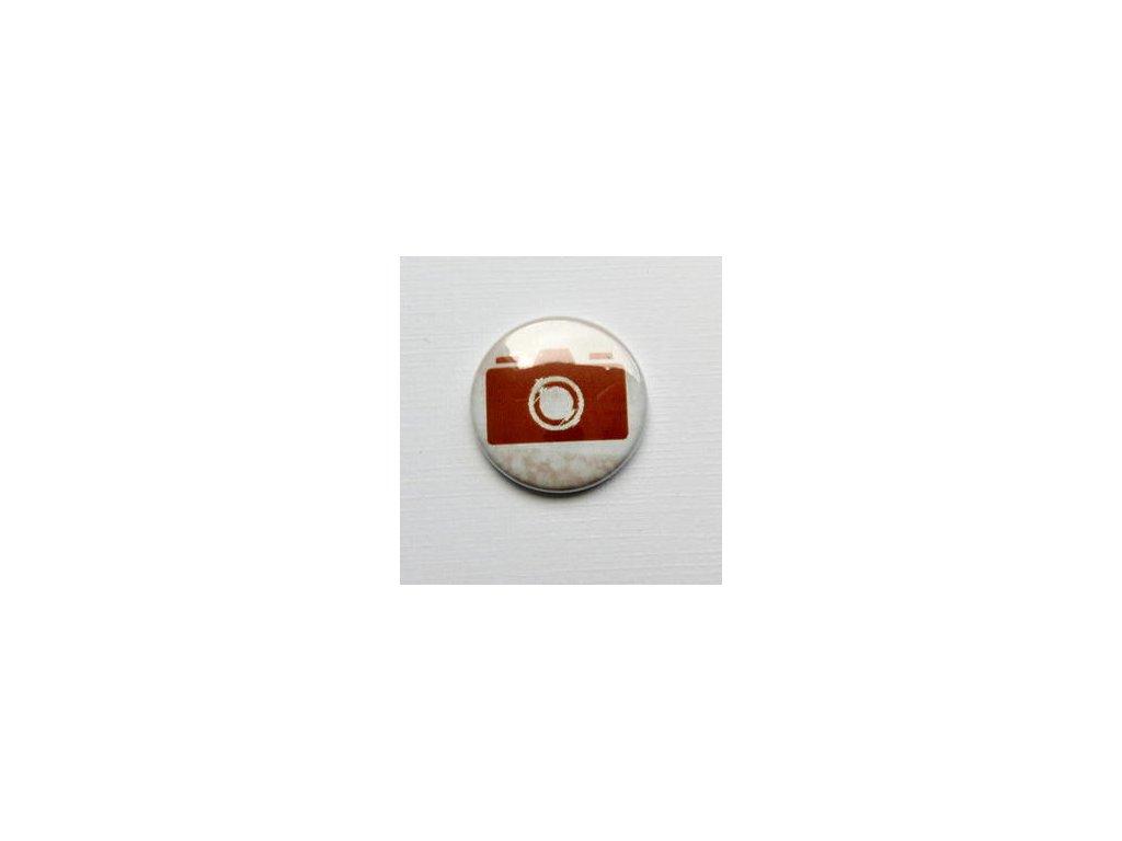 Fotoaparát / 30  -  3D button / placka