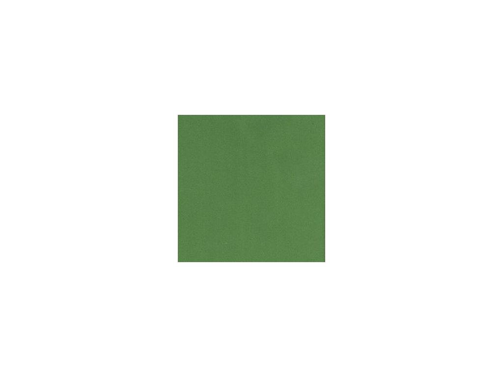 Foamiran / zelená - tenká pěnová guma 30 x 35 cm