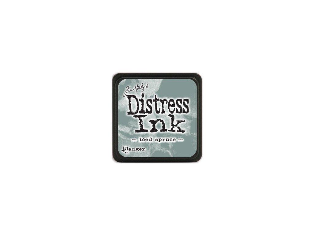 iced spruce mini distress ink